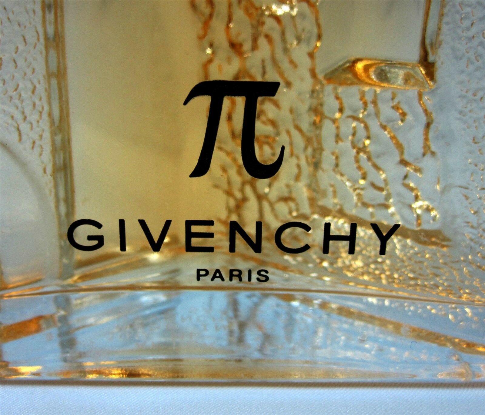Givenchy Mens Pi After Shave Aftershave Splash 100 ml 3.3 fl oz Paris France