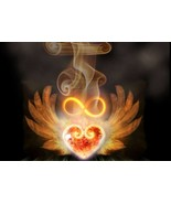 27X 100x FULL COVEN HAUNTED EXTINGUISH ANGER INTERNAL NEG DIMINISH FIRE ... - $99.77