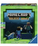 Ravensburger Minecraft Builders & Biomes Strategy Board Game - $31.67