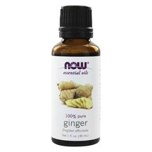 NOW Foods Ginger Oil, 1 Ounces - $11.99