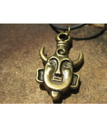 Haunted Powerful HORNED GOD supernatural gifts talisman free with 50.00 ... - $0.00
