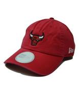 Chicago Bulls New Era Youth Adjustable NBA Basketball Team Cap Hat - $14.24