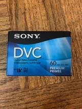 Sony DVC 60/90 Minute Cassette - $17.52