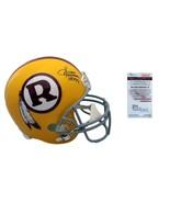Sonny Jurgensen Signed Replica Helmet - Washington Redskins Autographed - JSA - $247.49