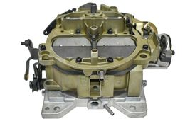 Remanufactured Rochester Quadrajet Carburetor 75-85 Hot Air image 3