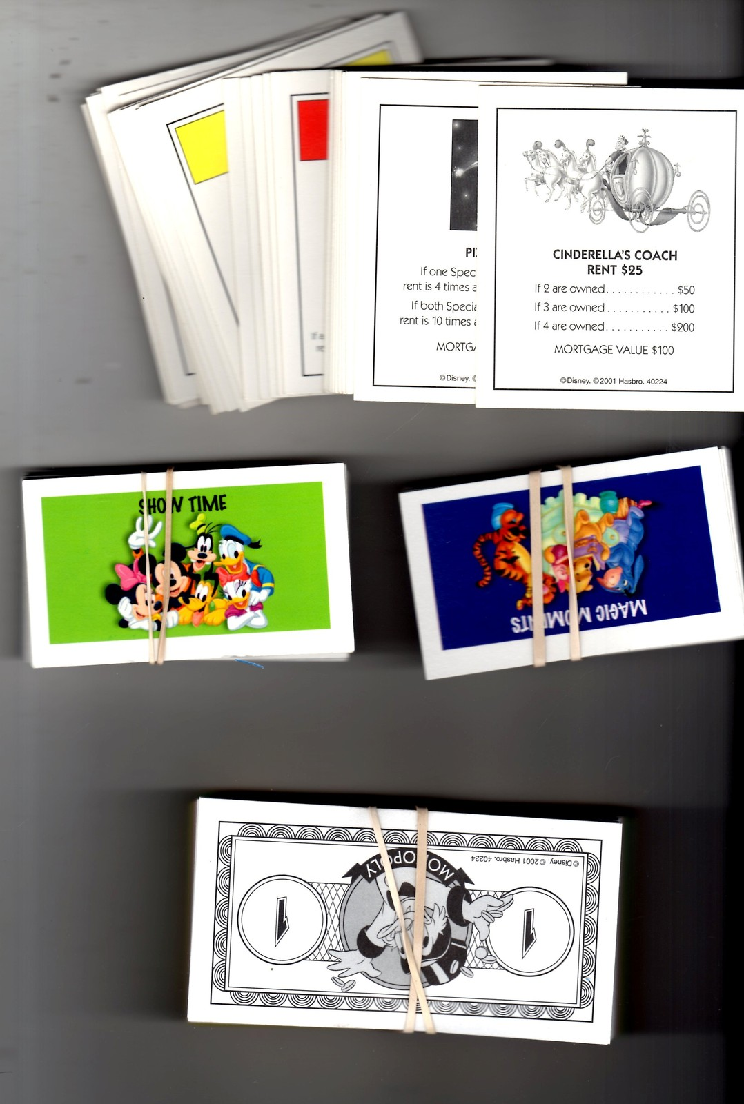 Monopoly - The Disney Edition