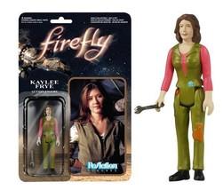 "Firefly TV Series Kaylee Frye 3.75"" ReAction Action Figure Funko 2014 MOC SEALED - $12.55"