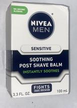 Nivea Men Sensitive Soothing Shave Balm Fights Shave Irritation - 3.3 oz  2023 - $12.99