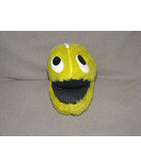VINTAGE THE RUSHTON COMPANY STUFFED PLUSH SMILEY FACE PACMAN PAC MAN BEA... - $65.83