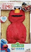 """Sesame Street Love to Hug Elmo Talking, Singing, Hugging 14"""" Plush Toy for Kids - $19.79"""