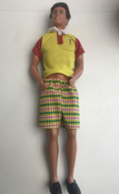 Vintage Ken Barbie 1968 Real Hair Clothes Shoes Indonesia - $24.75
