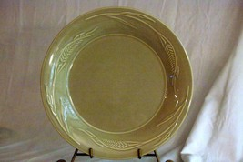 "Pottery Barn Sage Green Dinner  Plate 11 1/8"" - $17.32"