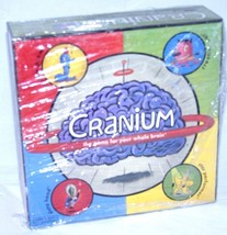 Board Game Cranium The Game For Your Whole Brain Excellent Condition - Fun! - $20.31