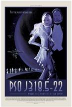 NASA Visions of the Future Pso J318.5-22 Poster - $39.00