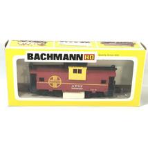 Bachman HO Scale Railroad Train Car Santa FE Caboose ATSF 999628 CE 6 - $9.89