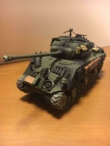 TAMIYA (1/35) M4A3 late model tank plastic model - $125.36