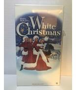 White Christmas (VHS) 1985 Bing Crosby Irving Berlin New - $6.99