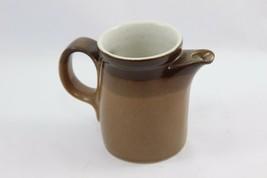 Mikasa Buckskin Potters Creamer Art Ben Seibel PF012     - $16.65