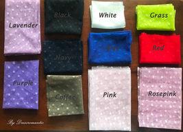 Pink Maxi High Split Tulle Skirt Pink Polka Dot One Side Split Tulle Tutu Skirt  image 8
