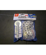 "Grommet Installation Kit 104 Piece 1/2"" - $6.85"