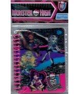 Monster High Fangtastic Journal - $0.98