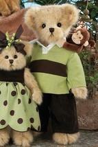 "Bearington Bears ""Buddy & Bongo"" 16"" Collector Bear- Sku #179903- New- 2010 - $39.99"