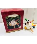 Hallmark Keepsake Christmas Ornament w/ Box Goofy's Ski Adventure 22739 ... - $9.64