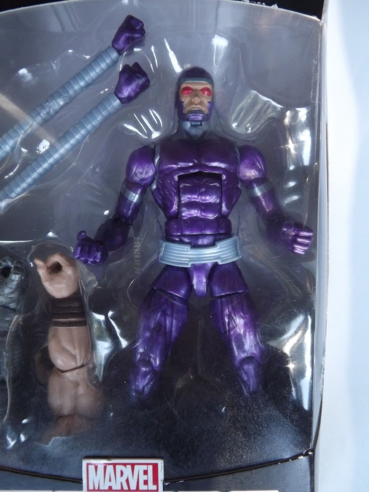 Hasbro Marvel Legends Infinite Series Avenging Allies Build A Figure