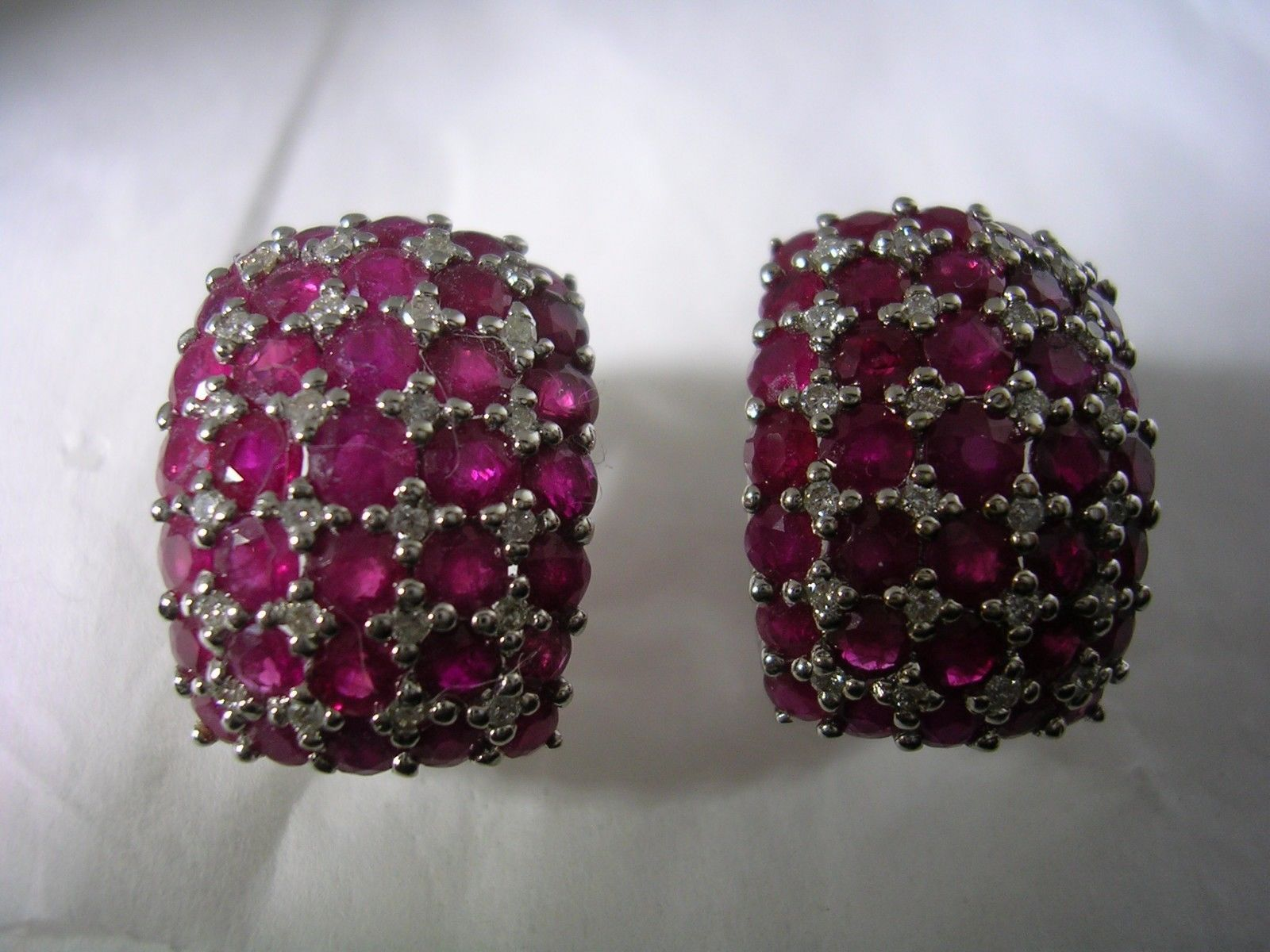 michel by black earrings nancy gold prince jewellery nm ruby products