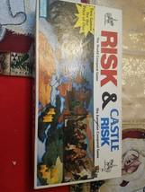 Risk And Castle Risk Boardgame - $68.99