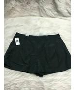 Gap women shorts size 6 black b18 - $6.79
