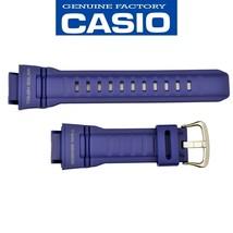 Casio G-SHOCK Mudman Watch Band Strap G-9300NV-2 Original Blue Rubber - $52.95