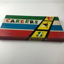 Vintage 1958 Parker Brothers Board Game CAREERS Complete  - $24.74