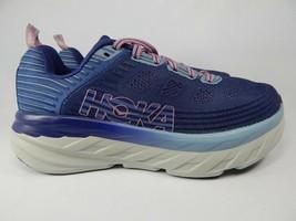 Hoka One One Bondi 6 Size 7.5 M (B) EU 39 1/3 Women's Running Shoes 1019270