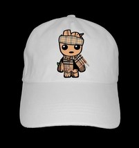 Cute Like Groot Burberry Baby Groot Dad Hat baseball cap Fashion Designe... - $14.99+