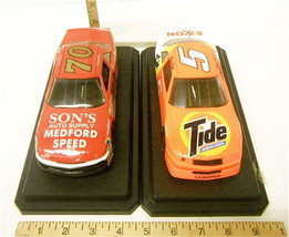 2pc 1992 Racing Champions Rudd #5 Lumina Tide + McDuffie #70 Sons Auto Sears NIB - $37.39