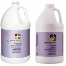 Pureology Hydrate-Shampoo & Conditioner 128oz / 1 Gallon each *fast shipping* - $275.00