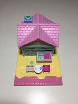 Polly Pocket Beach Cafe House Bluebird Toys England Vintage 1993 1990s - $19.79