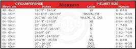 New Adult XL Gmax GM46 Dominant Matte Black/Hi-Viz Offroad Helmet DOT image 5