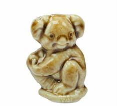 Wade Figurine England whimsies whimsy Red Rose tea miniature Koala bear ... - $14.46