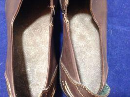 L.L. Bean Ladies Brown Casual Slip-on Shoes sz 9M image 5