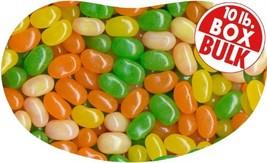 Jelly Belly Sunkist Citrus Mix Jelly Beans - 10 Pounds of Loose Bulk Jel... - $85.95