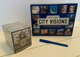 New York City Visions Card Game - $12.65