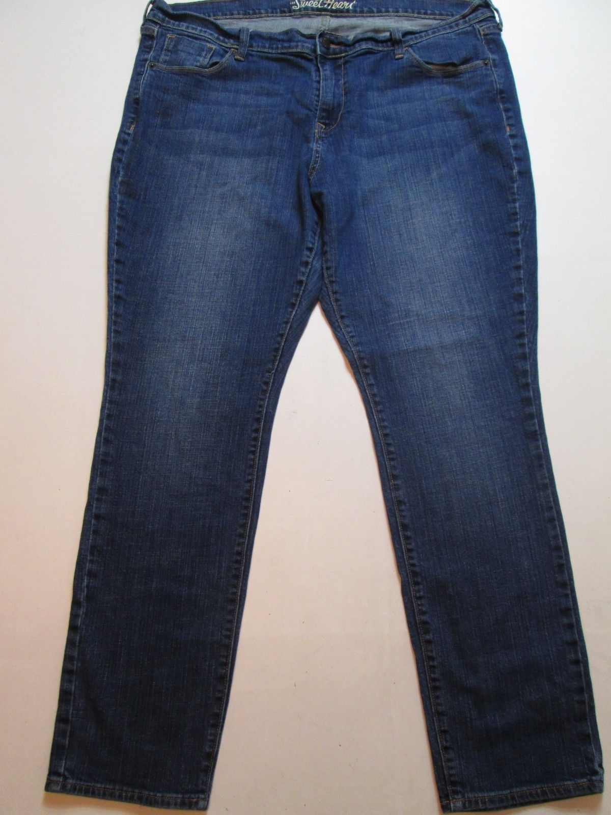 Old Navy Women Jeans Size 18 Regular Inseam 30 Blue #O1
