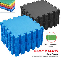 Interlocking Eva Foam Mats Kids Play Mat Soft Home Floor Carpet Exercise... - $8.25+