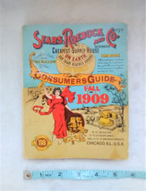 Sears Roebuck and Co. 1909 Catalog, Consumers Guide, Fall 1909 Ventura 887 - $11.99