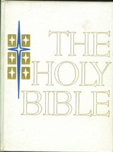 The Holy Bible, Peace of Mind Edition (Leatherbound, King James Version, Contain