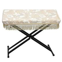 Velvet Decorated Electronic Piano Cover Protective Anti-Dust Keyboard Cloth