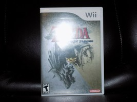 The Legend of Zelda: Twilight Princess (Wii, 2006) EUC - $30.00