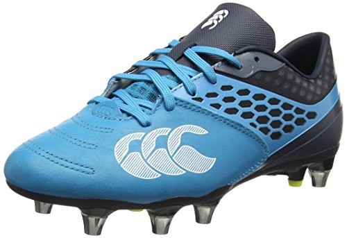 Canterbury Phoenix 2.0 Elite SG Rugby Boots - 9.5 - Blue